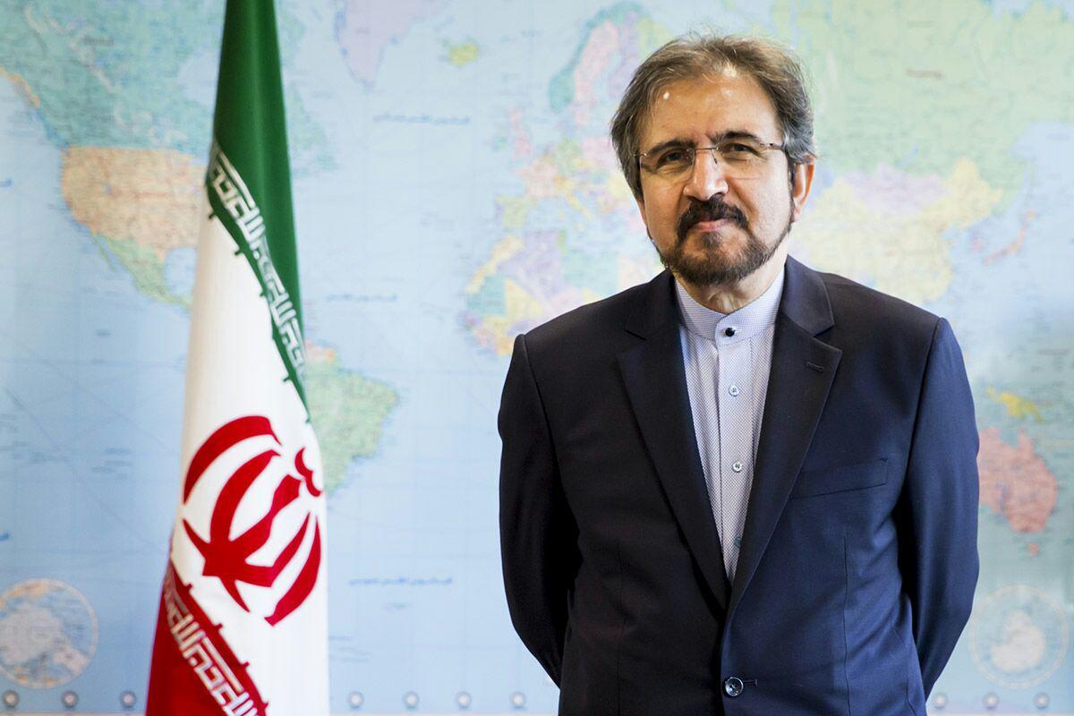 قاسمي: ثمة ارادة مشتركة بين ايران وعمان والكويت لتوطيد العلاقات