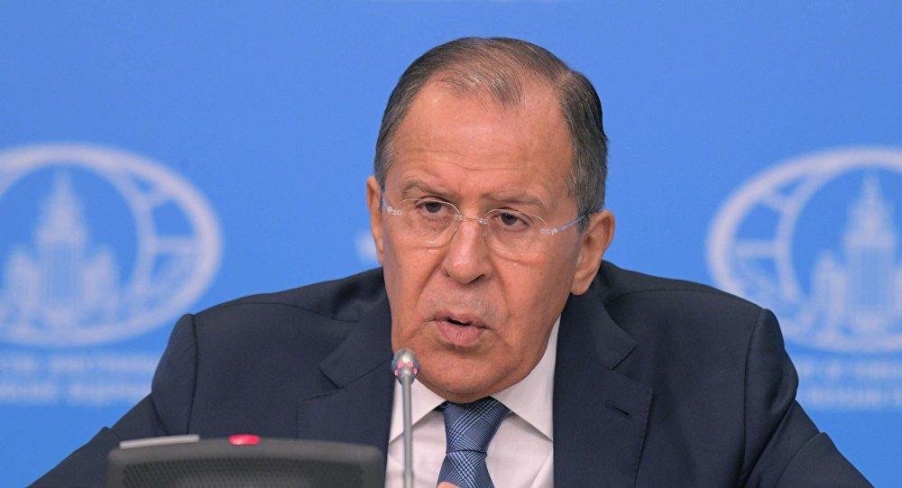 لافروف: موسكو ترغب في علاقات