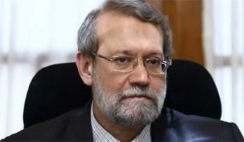 لاریجانی: نرحب بالحوار المباشر مع الدول العربية وعلى رأسها السعودية ولكن دون شروط مسبقة