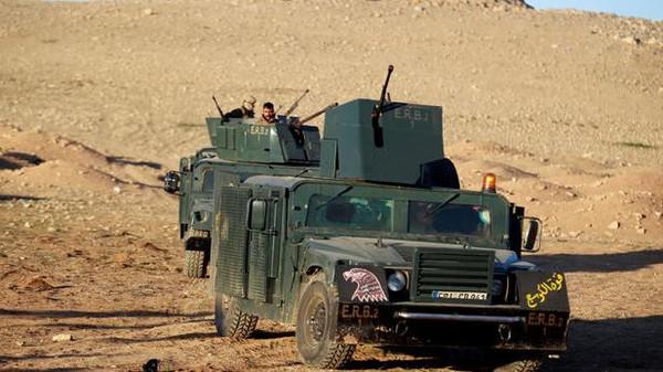 قائد التحالف ضد داعش: معركة الموصل ستكون الأصعب لأي جيش في العالم