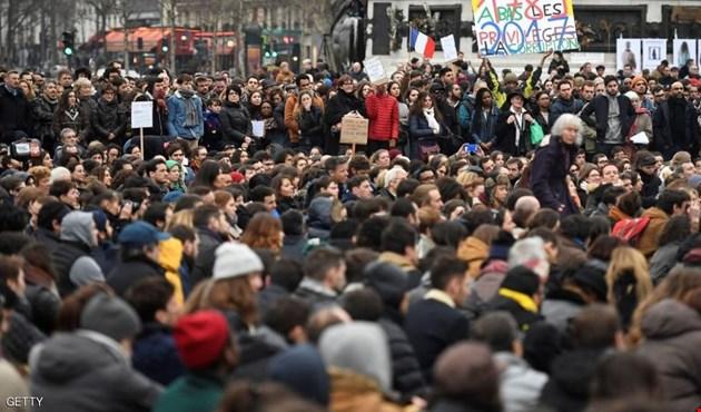 تظاهرات ضد الفساد في فرنسا