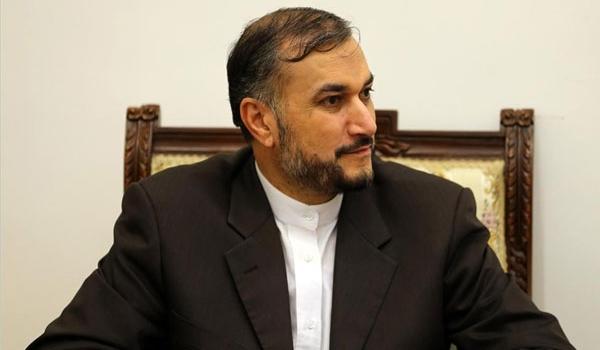 عبداللهيان: نتائج مؤتمر دعم الانتفاضة الفلسطينية ستجعل المنطقة اكثر امنا