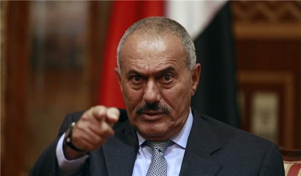 علي عبدالله صالح يدعو السعودية الى الحوار ويهدد بصواريخ بعيدة المدى