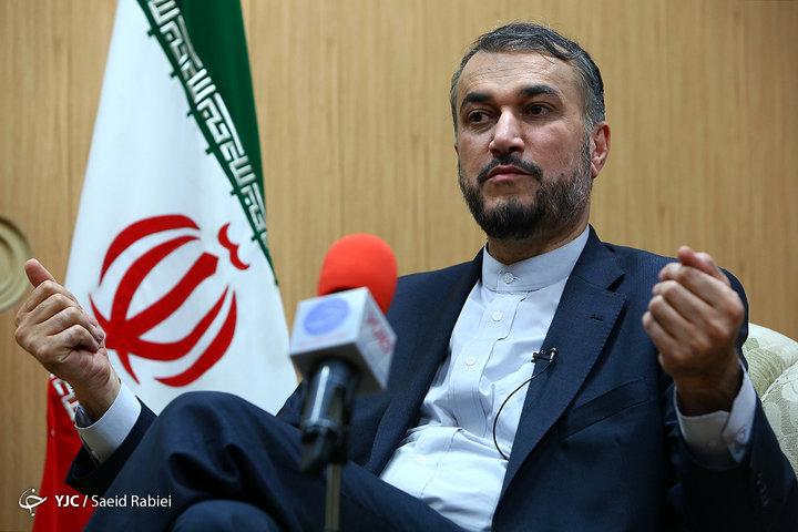 عبد اللهيان: ايجاد أي نوع من مناطق الحظر في سوريا إنتهاكا لسياسة هذا البلد علي أراضيه