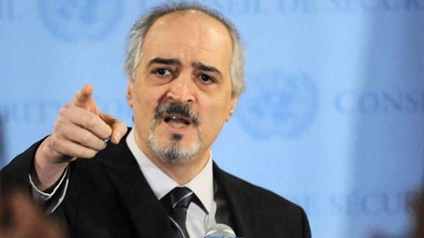 الجعفري: هجمات حمص رسالة إلى الأمم المتحدة والمشاركين في المفاوضات