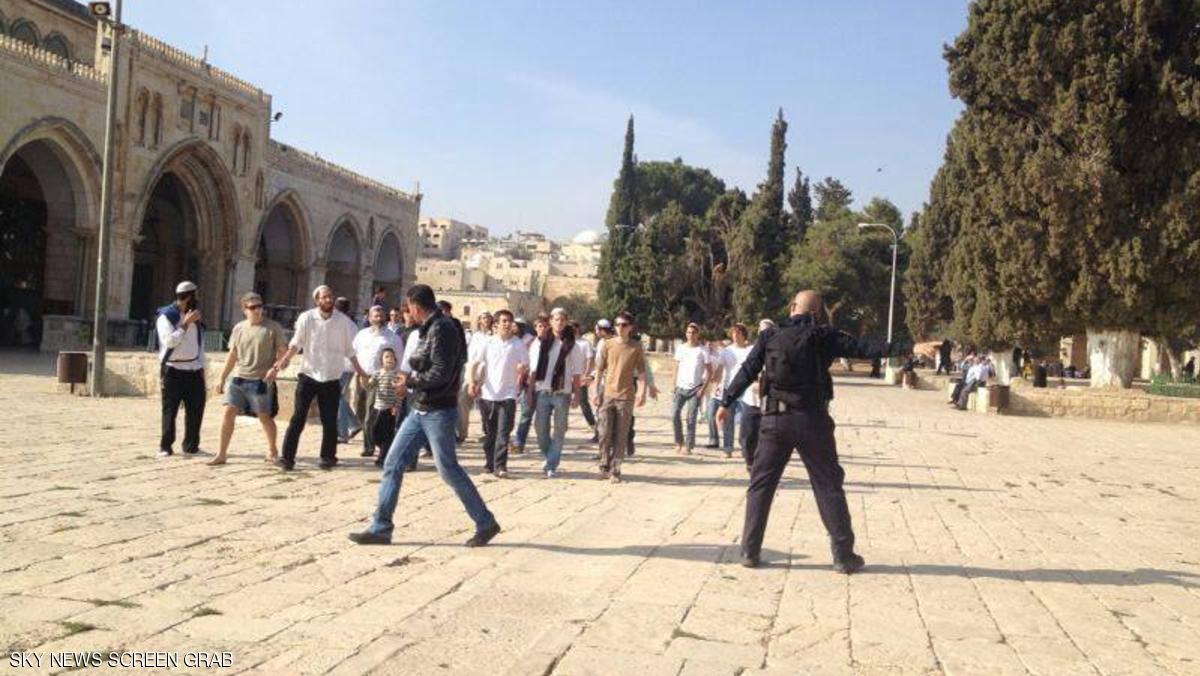 تحذيرات من هدم الأقصى جراء حفريات إسرائيلية