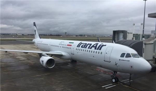الخطوط الجوية الايرانية تتسلم طائرتي نقل ركاب من طراز ايرباص قريبا