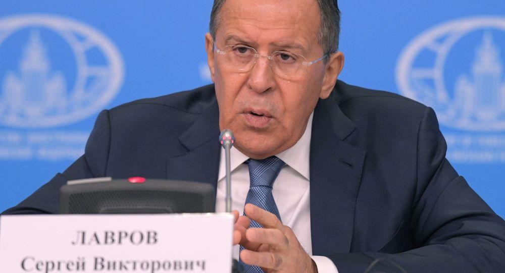 لافروف: روسيا وأمريكا يمكنهما المساهمة في حل مشكلات العالم