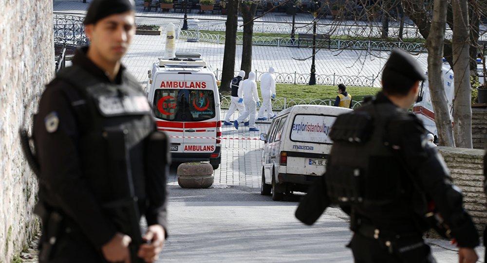 الأمن التركي يعتقل نحو 400 شخص بينهم أجانب للاشتباه في ارتباطهم بـ