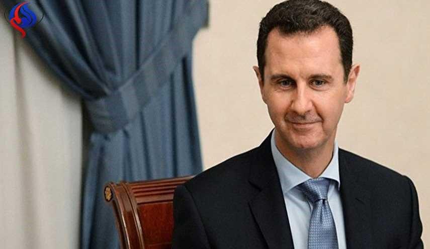 الرئيس الاسد يمدد العفو عن كل من حمل السلاح أو حازه 6 اشهر