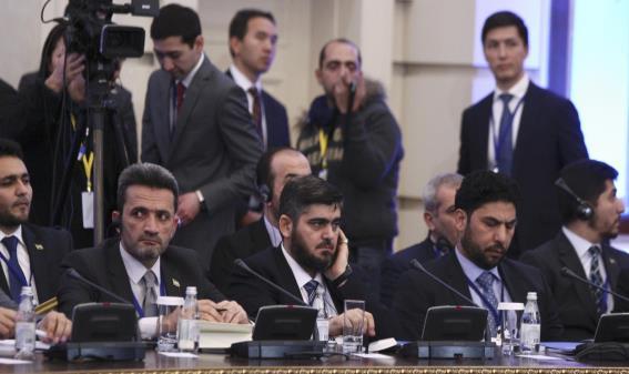 الجزیرة: معارضة سوريا المسلحة ترفض دستورا اقترحته روسيا