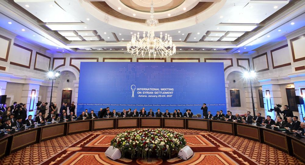روسيا وإيران وتركيا يتفقون على آلية الرقابة على الهدنة في سوريا