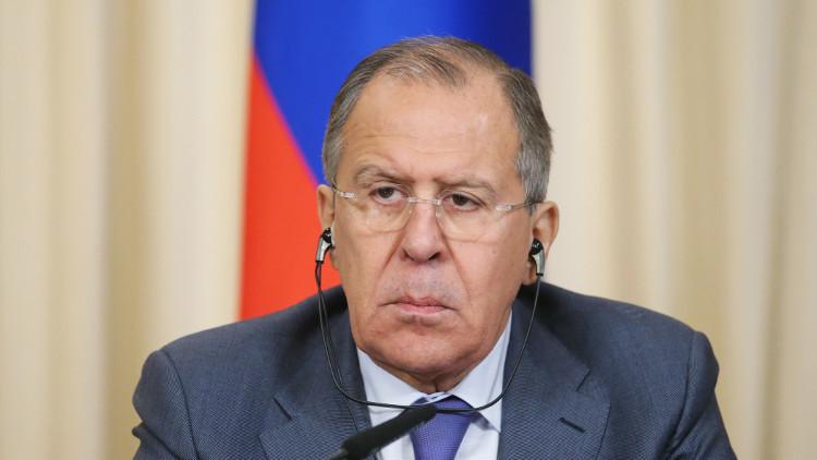 لافروف: اجتماع أستانا اليوم خطوة تمهيدية بما في ذلك لبحث دستور سوريا