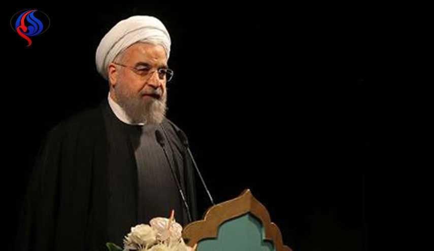 الرئيس روحاني: الاتفاق النووي مفيد للجميع والمنطقة