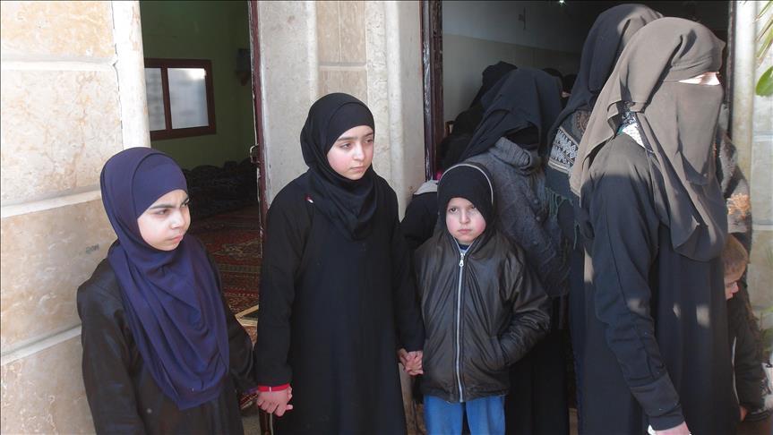 تبادل للأسرى بين النظام والمعارضة في حماة السورية