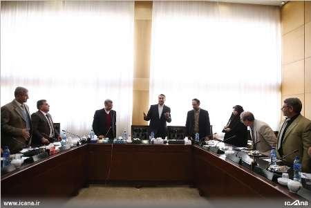 أميرعبداللهيان: بامكان طهران والقاهرة والرياض اداء دور هام في التعاون الجماعي