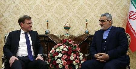 بروجردي: ايران ترحب باي تعاون في مجال مكافحة الارهاب