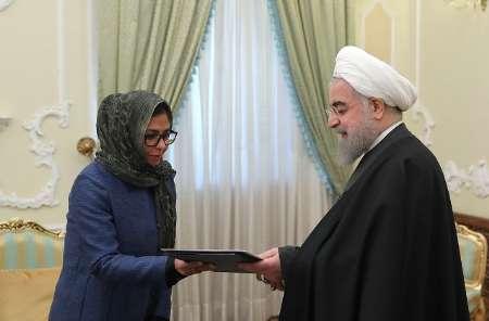 روحاني يؤكد علي ضرورة قيام حركة عدم الانحياز بدور فاعل