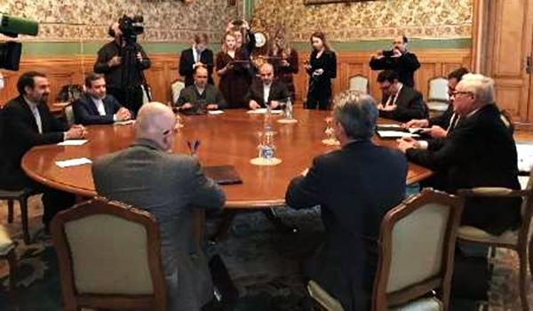 عراقجي وريابكوف يؤكدان على تنفيذ الاتفاق النووي حتى النهاية