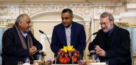لاريجاني: حل المشاكل الأمنية في العراق سيؤدي إلي إيجاد التوازن في المنطقة