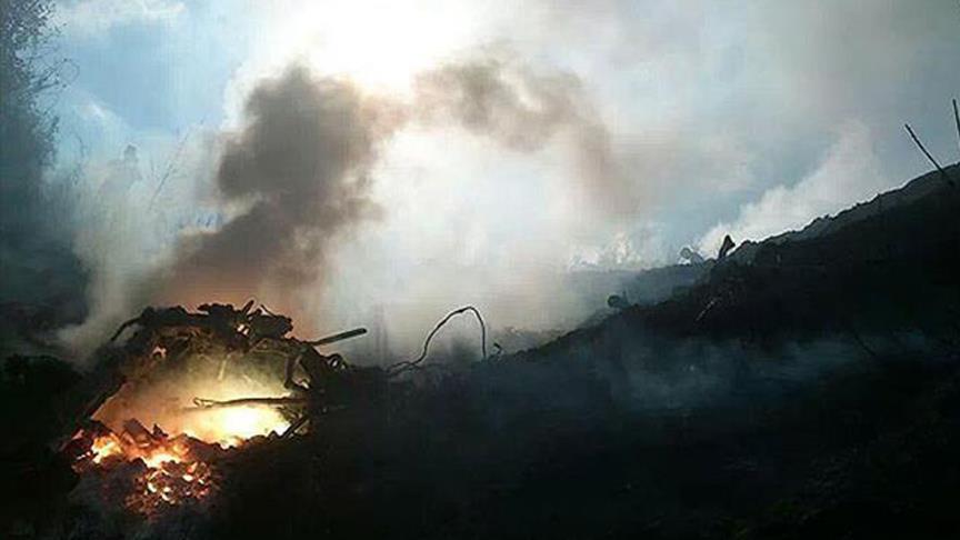 مقتل فلسطينيين اثنين وإصابة 5 آخرين في قصف إسرائيلي على الحدود الفلسطينية المصرية