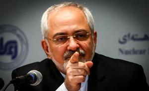 الخارجية الايرانية تنفي توجيه ظريف رسالة الى نظيره الاميركي
