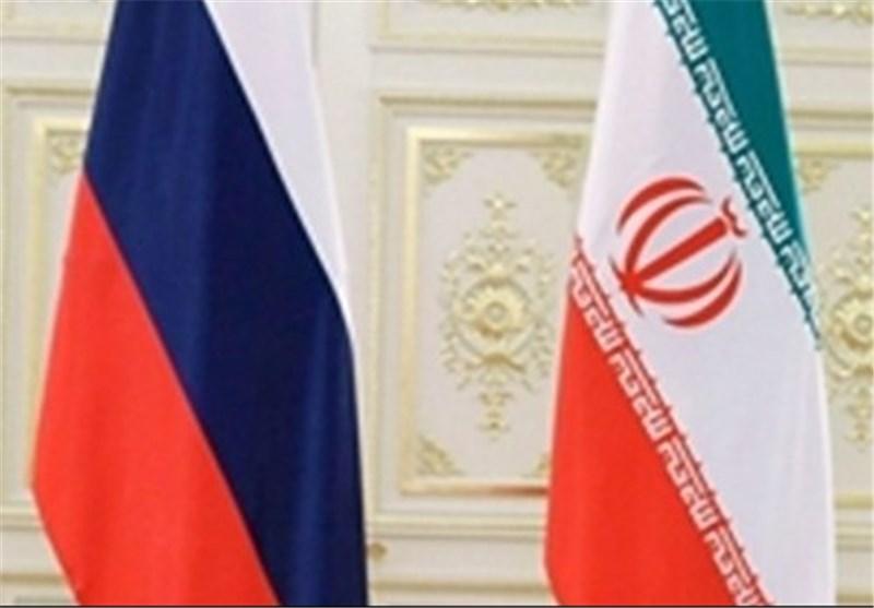 ايران وروسيا تبحثان تعزيز التعاون على مختلف الصعد