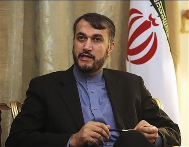 اميرعبداللهيان يؤكد دعم ايران لافغانستان حكومة وشعبا