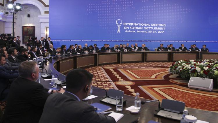 سفير إيران لدى كازاخستان يكشف عن موعد اجتماع أستانا التالي