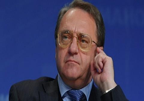 بوغدانوف يبحث مع أبو الغيط الأوضاع في سوريا وليبيا والعراق