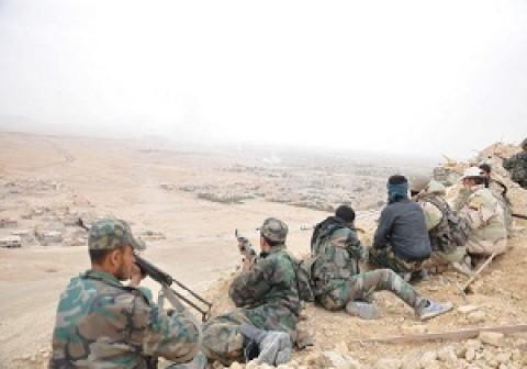 الجيش السوري يسيطر على