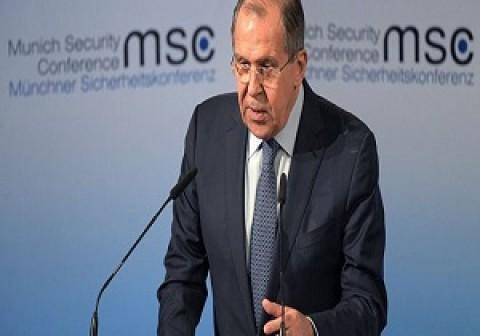 لافروف: من الضروري منع تسلل المتطرفين إلى العملية السياسية بشأن سورية
