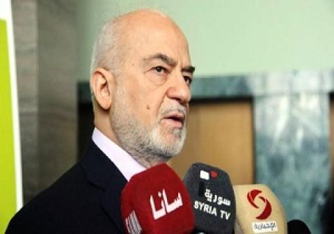وزير الخارجية العراقي من جنيف: نضرب الإرهاب أينما وجد بالتعاون مع سورية