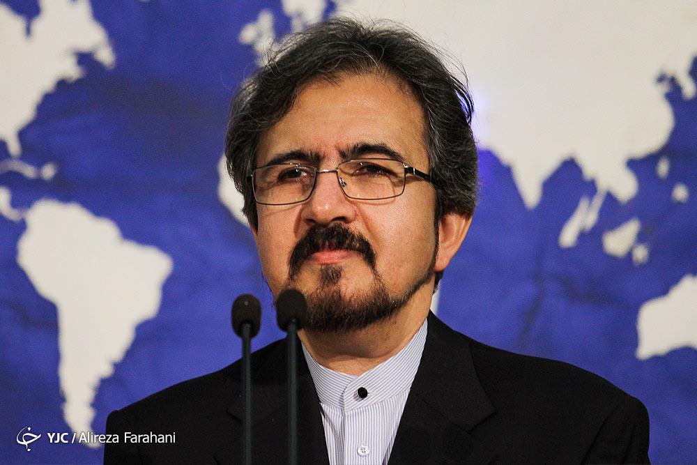 قاسمي: تقرير حقوق الانسان الجديد ضد ايران غير منصف ومسيس