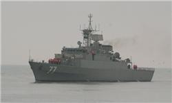 مجموعة 'السلام والصداقة' البحرية الايرانية ترسو في الموانئ الروسية