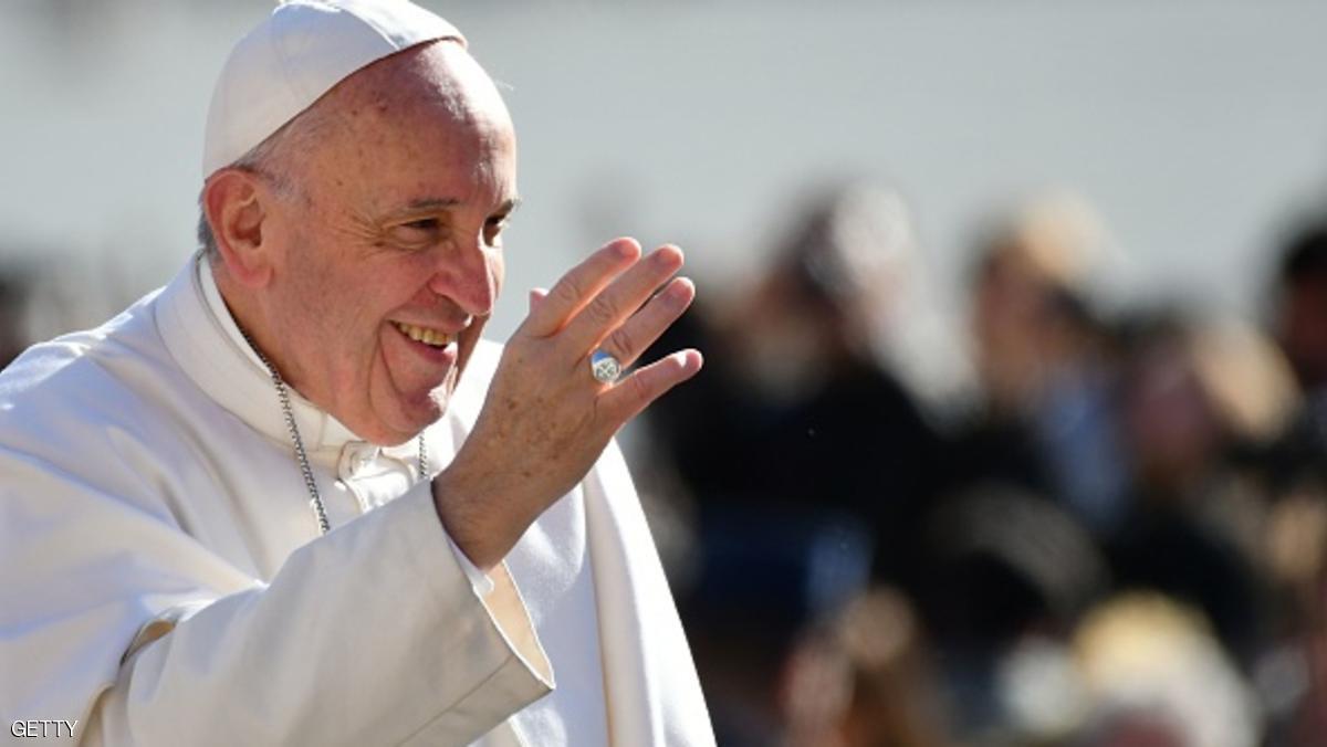 البابا فرنسيس يرسل هبة مالية إلى فقراء حلب
