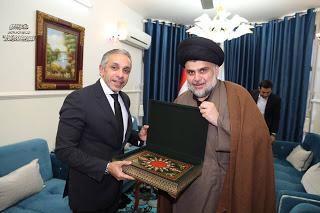 السفير المصري بالعراقي يؤكد على وحدة العراق أرضا وشعبا