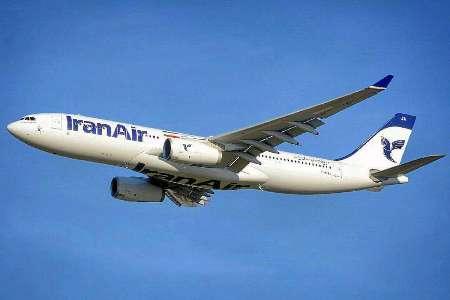 طائرة إیرباص الثانیة تصل طهران غداً