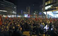 قوات الأمن الهولندية تفرق مظاهرة مؤيدة لإردوغان في روتردام