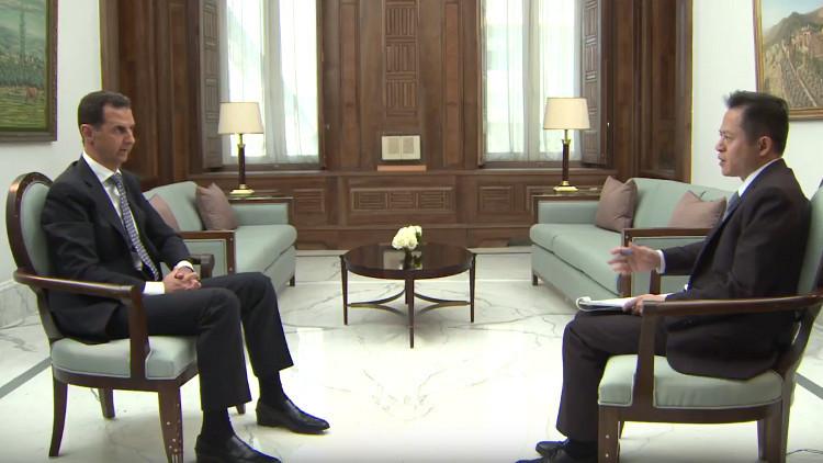 الأسد: دخول أي قوات أجنبية إلى سوريا دون دعوة تعتبر قوات غازية
