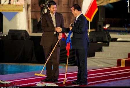 اصفهان وغوانغجو تبدأن صفحة جديدة من التعاون