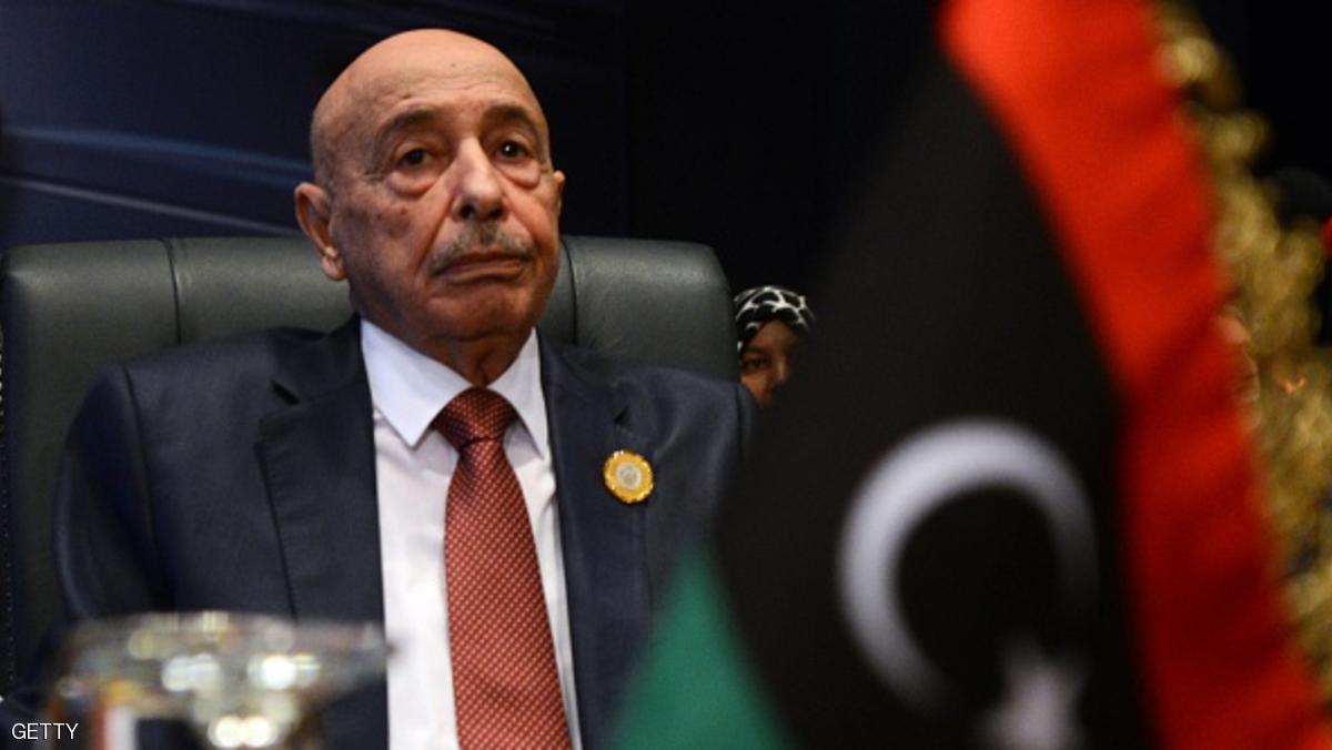 رئيس مجلس النواب الليبي: هناك ازدواجية دولية في التعامل مع الإرهاب