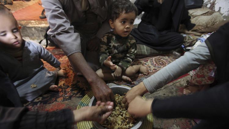 الأمم المتحدة تحذر من مجاعة الملايين في اليمن