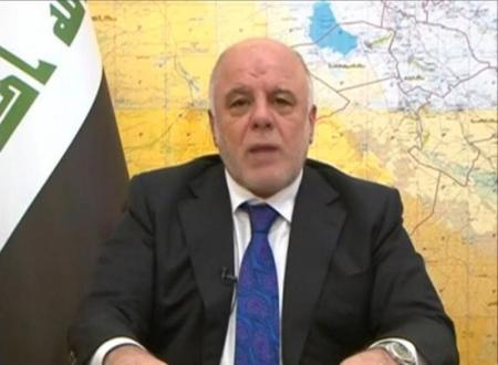 العبادي يقول معركة الموصل في مراحلها الأخيرة