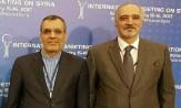 انصاري والجعفري يبحثان أخر التطورات في مفاوضات استانا 3