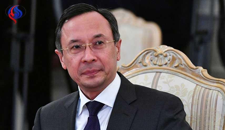 وزير الخارجية الكازاخي يكشف ما اتفق عليه في مباحثات استانا اليوم