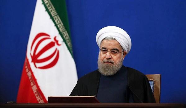 الرئيس الايراني: حققنا نجاحات جيدة في مجال الاقتصاد المقاوم