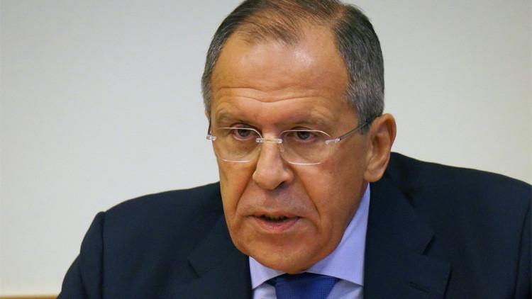 لافروف: تطبيع العلاقات الروسية التركية لا يضر أحداً