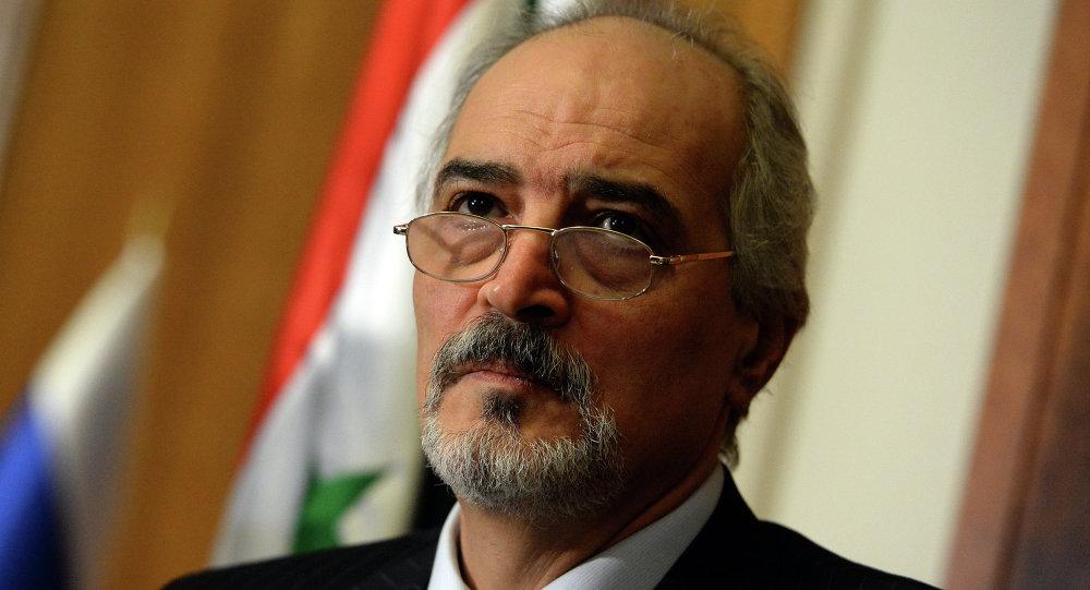 الجعفري يحمل وفد الرياض مسؤولية أي فشل محتمل لمفاوضات جنيف