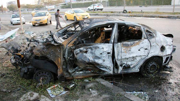انفجار سيارة مفخخة في حي العامل جنوب بغداد